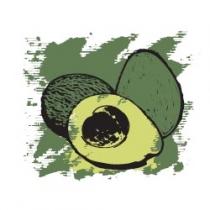 Растительное масло Авокадо нерафинированное 50 мл