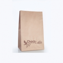 Пакет бумажный/ крафт 29*18*12 TM ChocoLatte