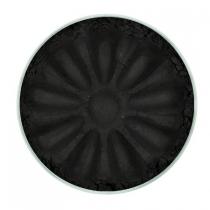 Тени минеральные для век, тон 1102 Black, матовые