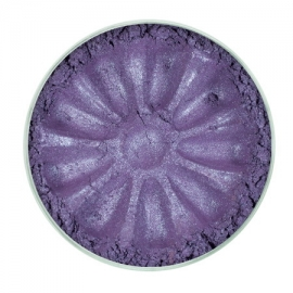 Тени минеральные для век тон 2426 Violet/ мерцающие, 3 мл/1,2гр