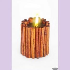 Свеча-эко ручной работы MAGIC LOVE