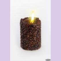 Свеча-эко ручной работы COFFEE
