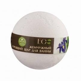 """Бурлящий шар для ванны Ирис и Пассифлора"""", 220 гр"""""""