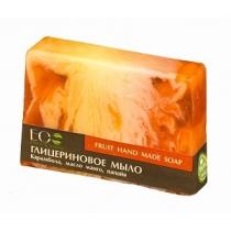 """Глицериновое мыло FRUIT SOAP"""", 130 гр"""""""