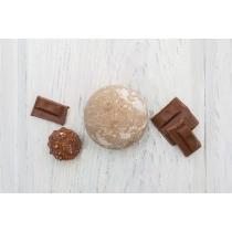 Бомбочка для ванны Кофейно-шоколадный сорбет, 120гр