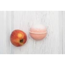 Бомбочка для ванны Персиковый сорбет, 120 гр