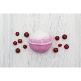 Бомбочка для ванны Смородиновый сорбет, 120 гр