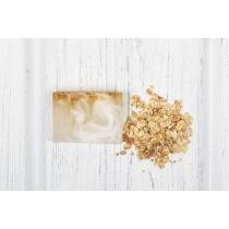 Мыло твердое глицериновое Молочный Пай, 100 гр