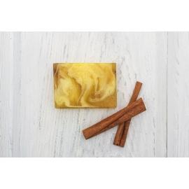 Мыло твердое глицериновое Яблочный пай, 100 гр