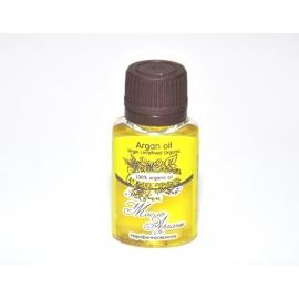 Масло АРГАНЫ/ Argan Oil Virgin Unrefined Organic / нерафинированное, органик/ 20 ml