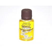 Масло ЖОЖОБА/ Jojoba Oil Golden Virgin Unrefined / нерафинированное (голден)/ 20 ml