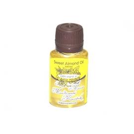 Масло МИНДАЛЬНОЙ КОСТОЧКИ/ Sweet Almond Oil Refined / рафинированное/ 20 ml