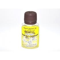 Масло ПЕРСИКОВОЙ КОСТОЧКИ/ Peach Kernel Oil Refined / рафинированное/ 20 ml