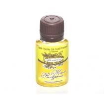 Масло РАСТОРОПШИ/ Milk Thistle Oil Cold Pressed Unrefined / нерафинированное/ 20 ml