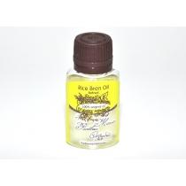 Масло РИСОВЫХ ОТРУБЕЙ/ Rice Bran Oil Refined / рафинированное/ 20 ml