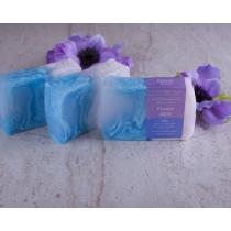 Мыло фасованное Flower aqua (по мотивам Lanvin - Eclat de fleurs)  , 1шт