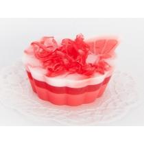 Мыльное ассорти/пирожное: ГРЕЙПФРУТ ДЕСЕРТ, 110 гр/шт