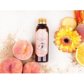 Масло персика для тела с натуральным заживляющим комплексом, 100 мл