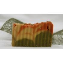 Натуральное мыло Кастильское, иланг + мандарин, 100 гр