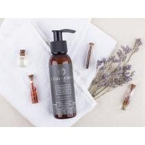Эмульсия для снятия макияжа  - Очищает и тонизирует с маслом оливы, 100 мл