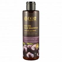 Кератиновый шампунь для волос, 250 мл