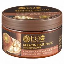 Кератиновая маска для волос Интенсивное восстановление, 250 гр