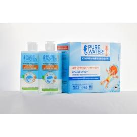 Моющее средство для мытья детской посуды PURE WATER, 450 мл