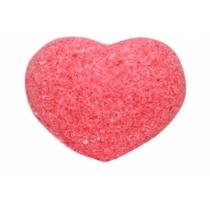 Бурлящие сердечки для ванн (вес 50 гр.) Красное