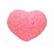 Бурлящие сердечки для ванн (вес 50 гр.) Розовое