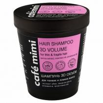 Шампунь 3D Объём для Тонких и Ломких волос, 220 мл