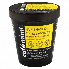 Шампунь Экспресс Восстановление для Окрашенных и Поврежденных волос, 220 мл