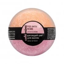Бурлящий шар для ванны Личи и Нони, 120 гр