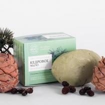 """Натуральное мыло """"Кедровое"""",110 гр"""