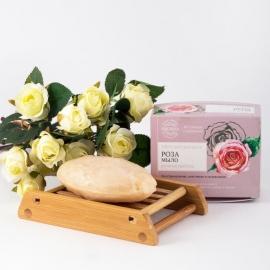 "Натуральное мыло ""Роза"",110 гр"