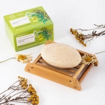 """Натуральное мыло """"Лекарственные травы"""",110 гр"""