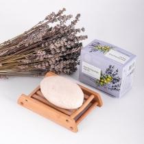 """Натуральное мыло """"Кастильское"""",110 гр"""