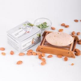 """Натуральное мыло """"С белой глиной"""",110 гр"""