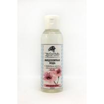 Мицеллярная вода с пептидами шелка и маслом розового дерева, 100 мл