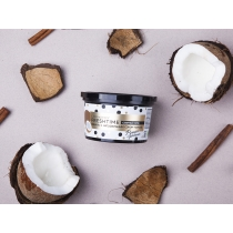"Сахарный скраб для тела LC Fresh Time ""Ваниль с натуральным соком кокоса"" 280 г"