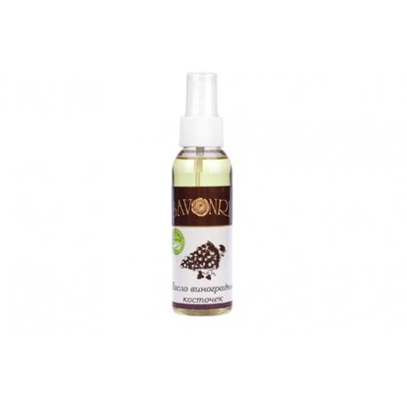 Натуральное масло Виноградной косточки 100%, 100 мл