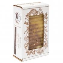 Натуральное антицеллюлитное аюрведическое мыло «Имбирь и корица», 110 г