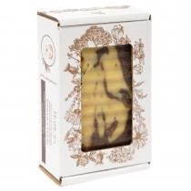 Натуральное мыло аюрведическое омолаживающее «Шамбала и бадьян», 110 г