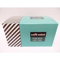 """Сafé mimi Подарочный набор """"Fun Box Body care"""""""