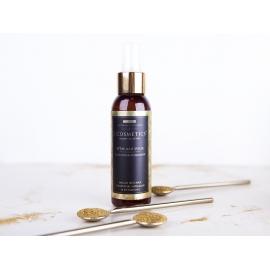 Крем для лица «Восстанавливающий» с маслом персика, облепихи, миндаля и витамином Е,100 мл