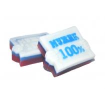 Мыльное ассорти/фигурное: 100% МУЖИК, 90 гр
