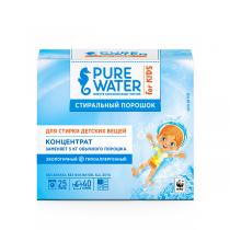 Стиральный порошок для детского белья PURE WATER, 800 гр