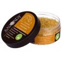 Соляные ванночки для маникюра Успокаивающая (с экстрактом ромашки и эфирным маслом моркови), 150 гр