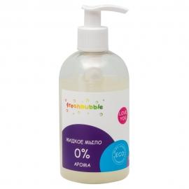 Жидкое мыло без аромата, 300мл