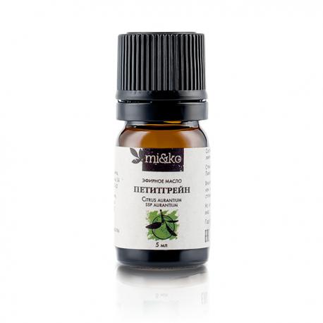 Эфирное масло Петитгрейн 5 мл, органик