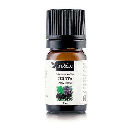 Эфирное масло Пихта 5 мл, органик